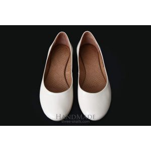 Hand Made shoes «Pale nude»