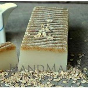 Hand Made Soaps «Milk and oats»