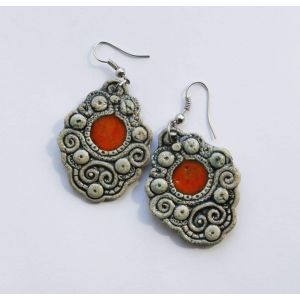 "Handmade earrings ""Antiquity"""