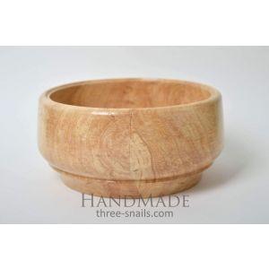 "Handmade wooden bowls ""Sweet story"""