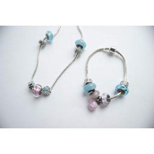"""Jewelry set """"Flower fragrance"""""""