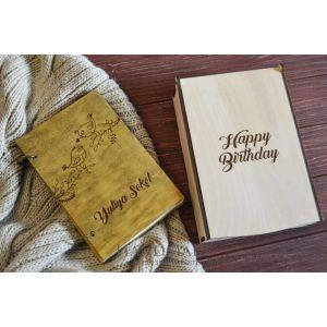 """Journals """"Happy birthday"""""""