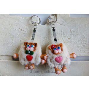 "Key ring""Cat"""