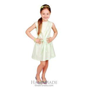 "Kids girls dress ""Polka dot"""