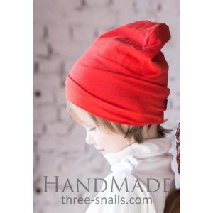 "Kids hat ""Red hood"""