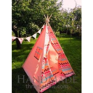 "Kids tent ""Red Indian"""