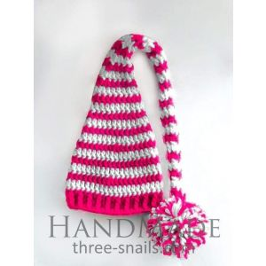 """Knitted baby hat """"Fantasy"""""""