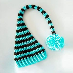 """Knitted baby hat """"Tale"""""""