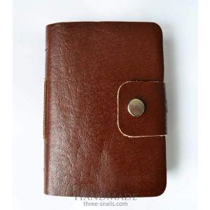 "Leather notebook handmade ""Antique"""