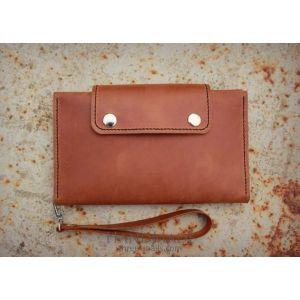 "Leather wallets ""Traveller"""