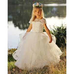 "Little girls party dresses ""Breath"""