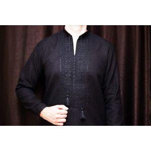 Mens embroidered shirt (vyshyvanka)