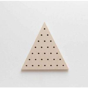 Modern triangular shelf