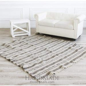 "Natural area rug ""Comfort"""