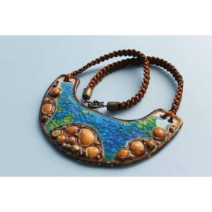 """Necklace for women """"Sea"""""""