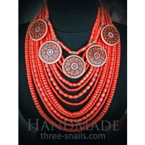 Necklace with Pendants