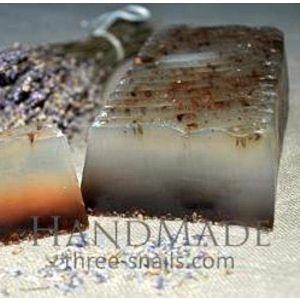 Organic Bar Soap «Lavender»