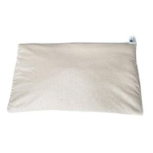 "Organic buckwheat pillow ""Honey dreams"""
