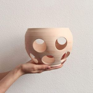 Pot for orchids