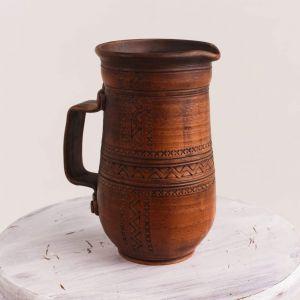 "Pottery pitchers ""Fairy ornament"""