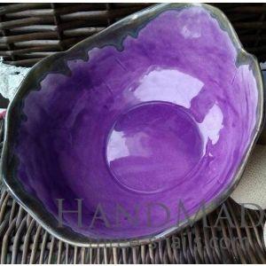 "Сeramic bowls""Lavender"""