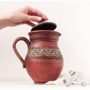 """Сeramic pitchers  """"Steppe charms"""""""