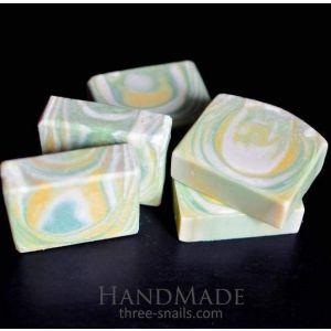 """Soap """"Melon-cucumber"""""""