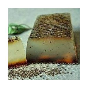 Soaps Natural mix «Peppermint and Drill»