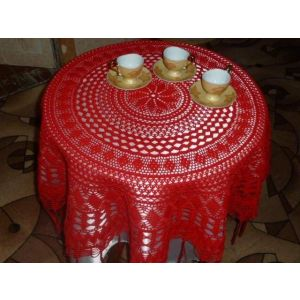 "Tablecloth ""Red"""