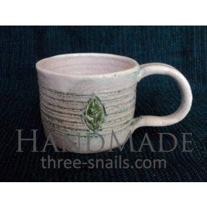 "Tea cup ""Fresh leaf"""