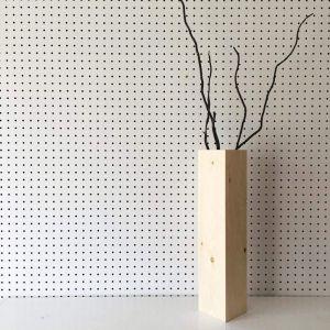 Tower box vase