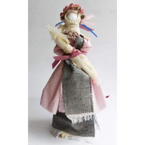 "Ukrainian doll ""Pervistka"" motanka"