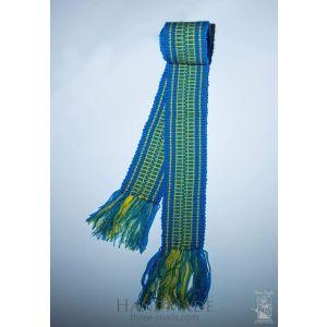 """Ukrainian ethnic woven belt kraiika """"Ukraine"""""""