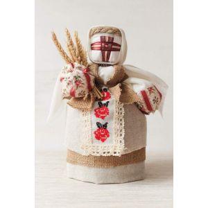 "Ukrainian folk doll ""Bountiful harvest"""