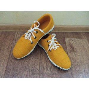 Unique moccasin slippers
