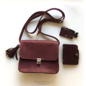 """Women bags and accessories set """"Dream"""""""