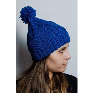 "Womens hat""Terra-cotta"""