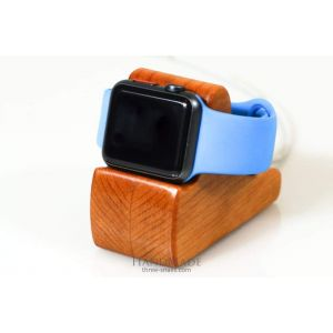 """Wooden apple watch stand """"Small"""""""