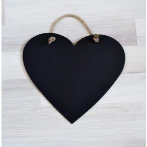 "Wooden drawing board ""Heart"""