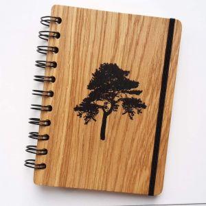 "Wooden notepad ""Tree"""