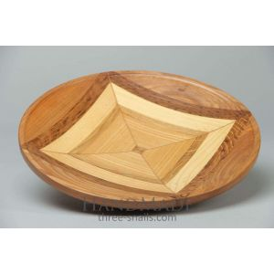 """Wooden plate """"The magic square"""""""