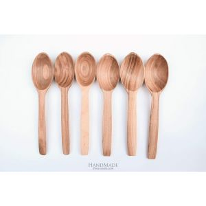"Wooden spoon set ""Traditional dinner"""