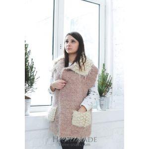 "Wool fashion jacket ""Eco dream"""
