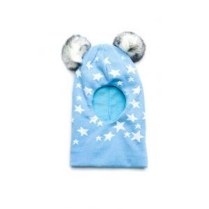 Wool winter hat for children