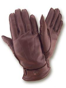 Mens brown gloves
