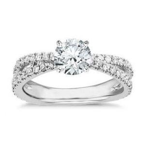 Diamond ring for wife 0.500 carat