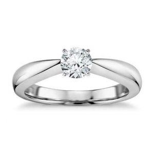 Womens gold diamond ring 0.450 carat