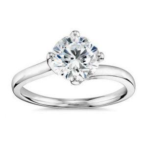 Big diamond ring 1 carat
