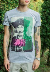 """Man T-shirt """"Hutsul""""."""