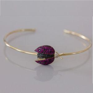 Вiamond ladybug bracelet
